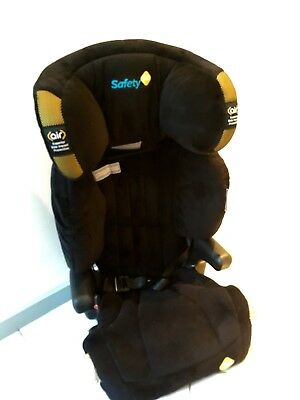 Safety 1st brand childs booster seat in black, great condition.