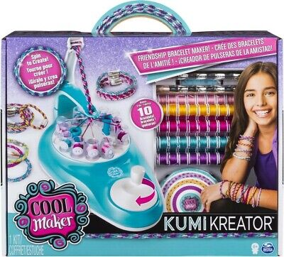 NEW Kumi Kreator Bracelet Maker from Mr Toys