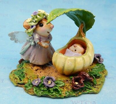 PIXIE DUST by Wee Forest Folk, M-448x Mouse Expo 2018 Event Piece Lavender