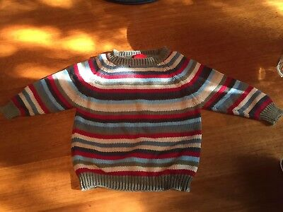 Esprit Baby Knitted Jumper. Size 3 Months (Approx 000/00)