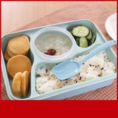 Four Plus One Microwave Lunch Box Microwave Oven Separated Lunch QM