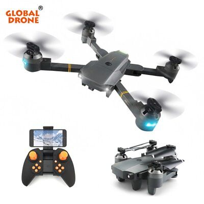2.4G 4CH 6-Axis Gyro Hover HD RC Quadcopter Drone with WIFI Camera Drone FPV US
