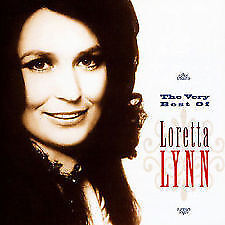 Loretta Lynn - The Very Best of Loretta Lynn (CD)