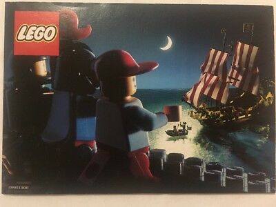 LEGO Vintage 1989 Product Catalogue Brochure Booklet Near Mint Condition