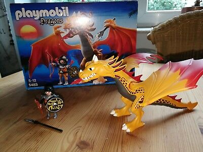 Playmobil* 5483* TOP ZUSTAND *DRAGONS *