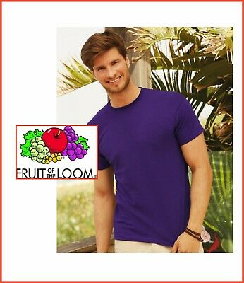 T-Shirt Fruit Of The Loom Basso Costo €1,90