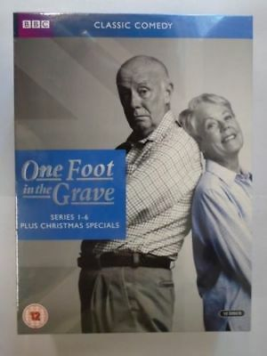 One Foot In The Grave Series 1-6 + Christmas Specials Dvd New & Factory Sealed