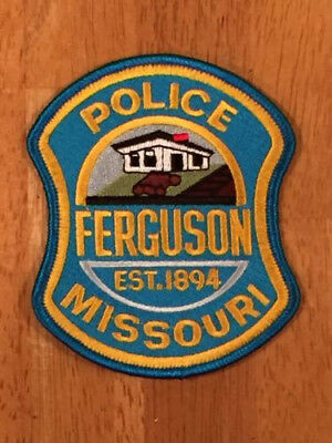 Ferguson Missouri Police Department Uniform Patch (Current Style)