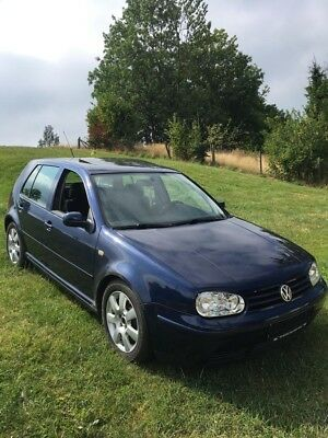 Golf 4 4 Motion Allrad V5 150 ps Winterauto Bastler Volkswagen Highline 1999