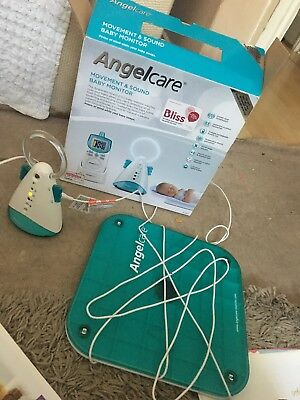 Angelcare AC401 Sounds & Breathing Monitor Sensor Pad + Mains Adaptor only
