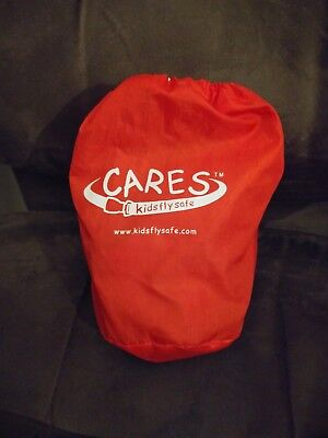 Cares airplane harness