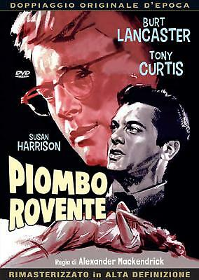 Dvd Piombo Rovente - (1957)  ** A&R Productions ** ......NUOVO