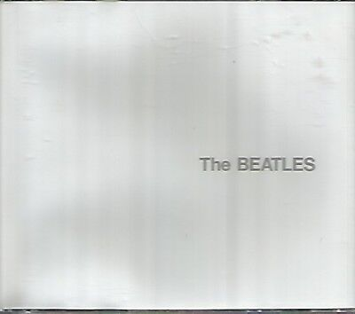 THE BEATLES  White Album - Double CD - New Factory Sealed Original Issue Version