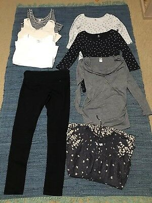 Womens Maternity Clothes Bulk Size 10