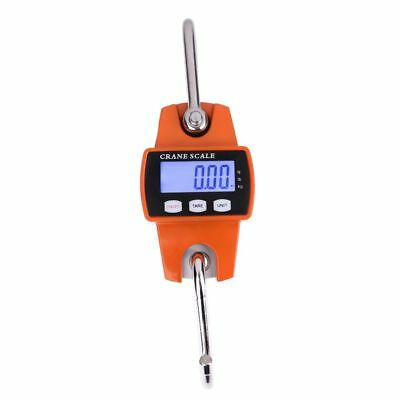 Mini Digital Hanging Scale Lcd Luggage Portable Electronic Fishing Crane Weight