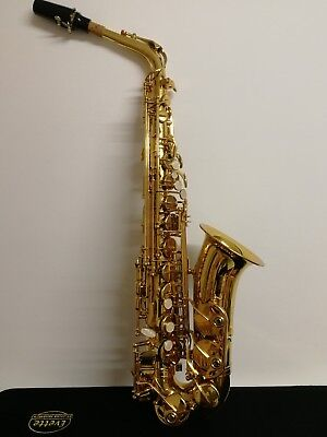 Julius Keilwerth Edition - Alto Saxophone & Carry Case - Excellent Condition.