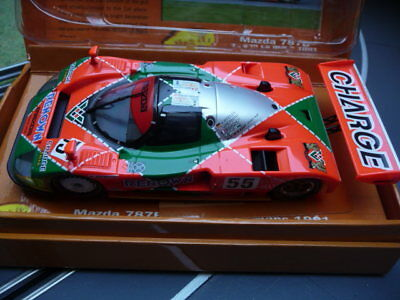 Slot.it Mazda 787B  1st 24h  Le Mans 1991 LIMITED EDITION