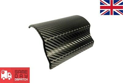 ***HYPERLEX 3D Carbon Fibre Vinyl Sheet Wrap Sticker Bubble Free Car Black ***