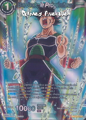 Dragon Ball Super Card Game ! Bardock, le Progéniteur BT4-073 VF/SR