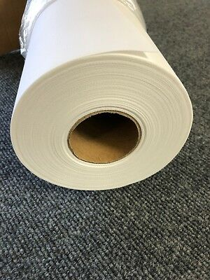 """290 gsm  44"""" x 100' Matte Canvas Roll Inkjet Printers Roll Epson Canon HP"""