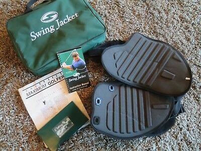 SWING JACKET & V Harness Golf Training Kits - $69.99 | PicClick