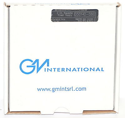 GM International D5014D-086 Repeater Netzteil
