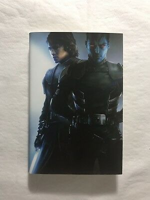 STAR WARS SALE! Special COMIC-CON THRAWN SIGNED VARIANT COVER