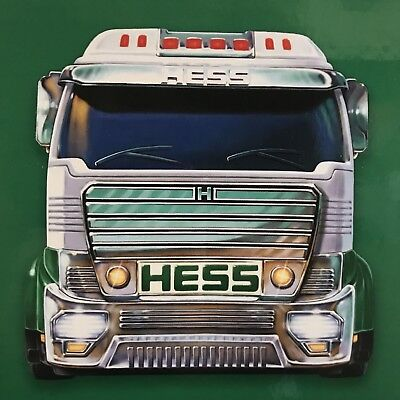 2016 HESS Toy Truck and Dragster Set BRAND NEW IN BOX Free Shipping Green White