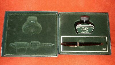 Collectible Limited Edition - Black Titanium Fountain Pen - New Never Used