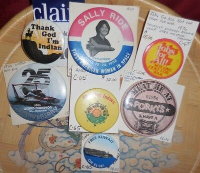 vintage pins lot collectible