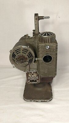 Revere Eight Projector Vintage Regular 8 Film Home Movies 8mm