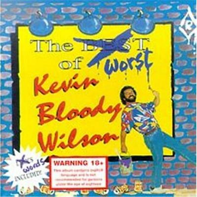 Kevin Bloody Wilson The Worst Of Cd New