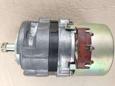 Generator / alternator 12 volt for motorcycle URAL(650cc), DNEPR. Original. USSR