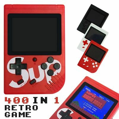 Retro Game Boy [ 400 in 1 ] RETRO FC - 3 Inch screen Game Box Gaming Console