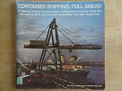 Heft Container Shipping: Full Ahead - Mai 1967