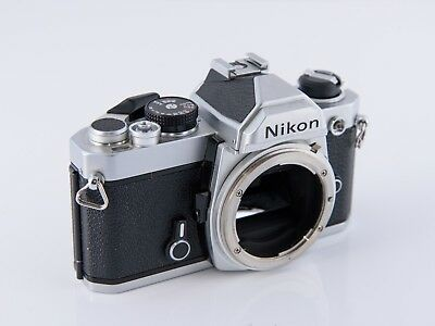 Nikon FM 35mm Film Camera (body only)