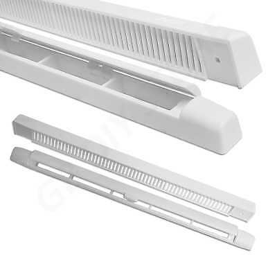 uPVC Trickle Slot Vent for uPVC Double Glazing Window - Reduces Condensation