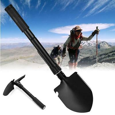 Multi-functional Military Folding Shovel Survival Spade Emergency Garden Camp BT