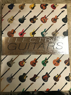 Electric Guitars - The illustrated Encyclopedia - by Tony Bacon