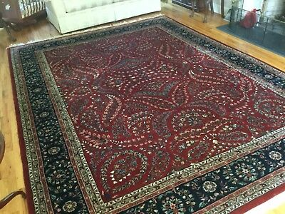 Oriental rug  9' x 12'. Made in India