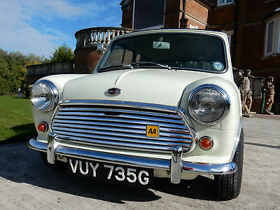 Austin Mini Cooper S Mark II 1968 1275cc one of the best in UK