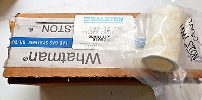 New Balston 100-12-Dx Filter Element  New In Bag