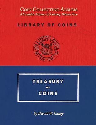 Coin Collecting Albums Volume 2 - Library Of Coins & Treasury Of Coins