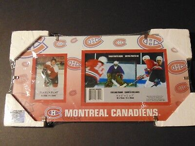 Montreal Canadiens Habs NHL Hockey Picture Frame
