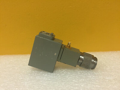 HP / Agilent 08747-60010 (WR-28) 26.5 to 40 GHz, -80 dBm Waveguide Mixer. Tested