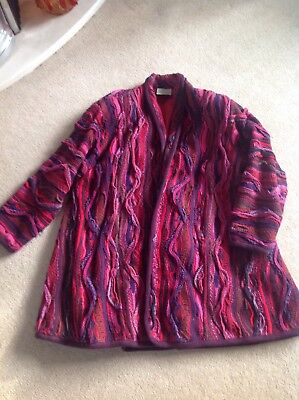 Coogi  Jacket small size but about 18 ladies