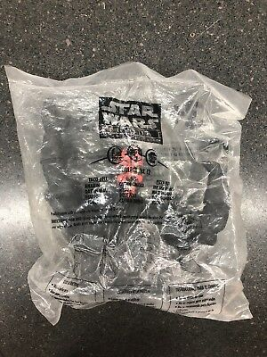 1999 Star Wars Episode 1 Darth Maul Taco Bell/Kfc/Pizza Hut Cup Topper & Cup