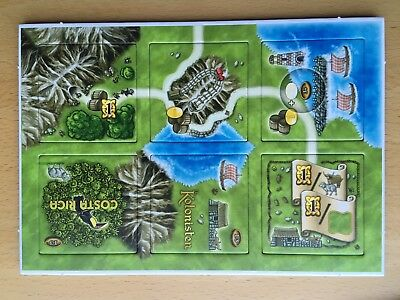 Isle of Skye Themenplattchen Promo Expansion Themed Tiles - New Unused