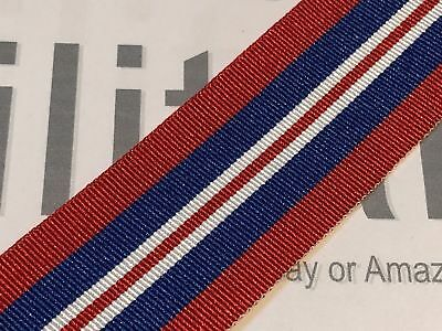 World War 2, 1939-45 War Medal Ribbon, Full Size Medal