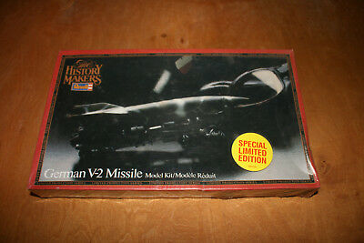 Revell History Makers German V-2 Missile OVP NEU TOP limited edition 0560